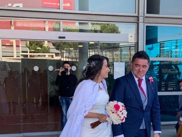 La boda de Eva y Jesús  en Rivas De Jarama, Madrid 11