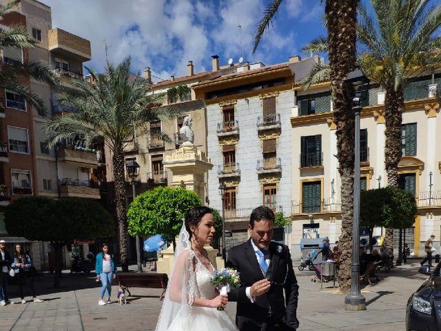 La boda de Alejandro  y Melanie  en Murcia, Murcia 6