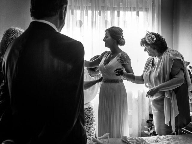 La boda de Cristian y Sheila en Villanueva De Gallego, Zaragoza 8