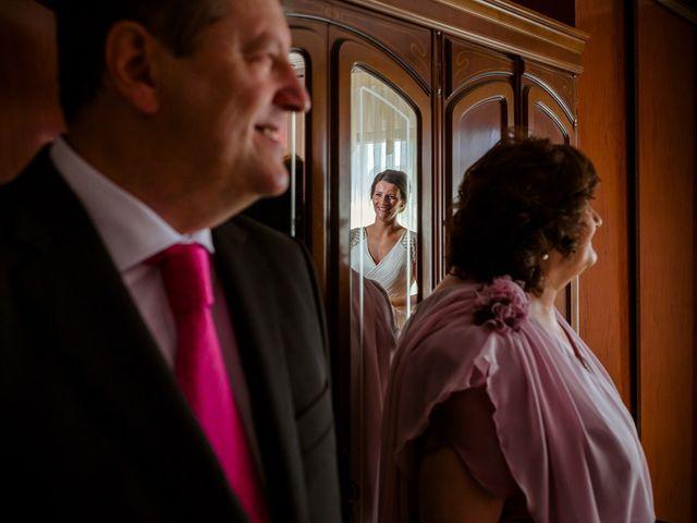 La boda de Cristian y Sheila en Villanueva De Gallego, Zaragoza 9