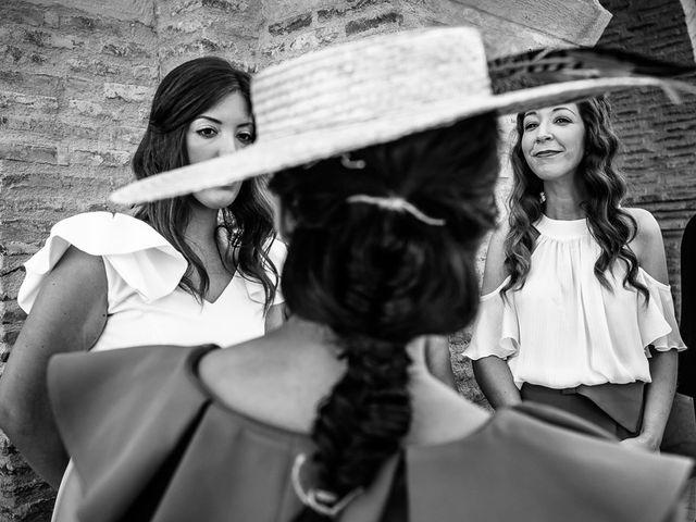 La boda de Cristian y Sheila en Villanueva De Gallego, Zaragoza 12