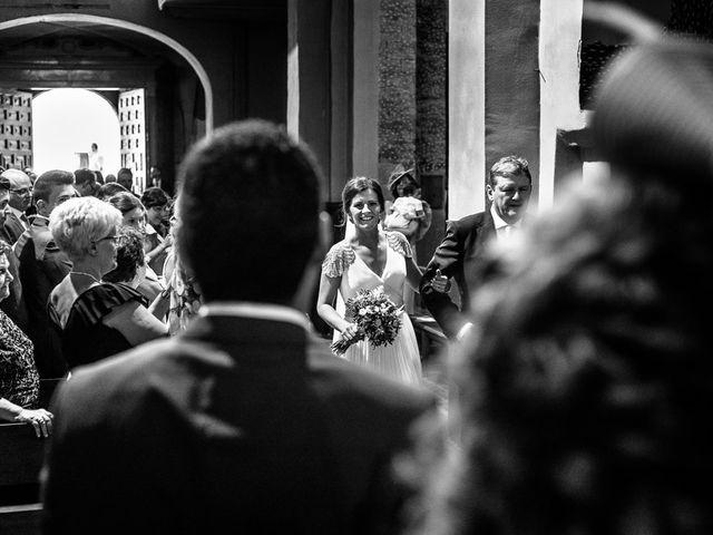 La boda de Cristian y Sheila en Villanueva De Gallego, Zaragoza 15