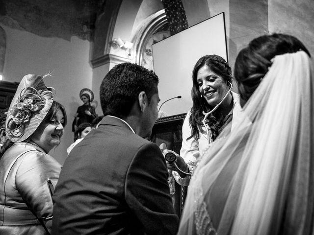 La boda de Cristian y Sheila en Villanueva De Gallego, Zaragoza 17