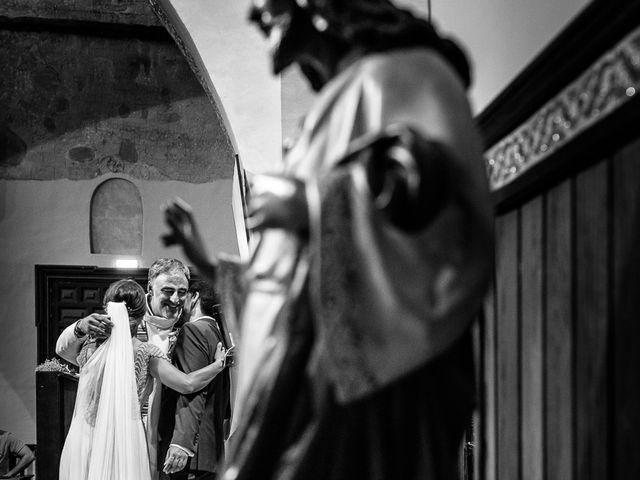 La boda de Cristian y Sheila en Villanueva De Gallego, Zaragoza 22