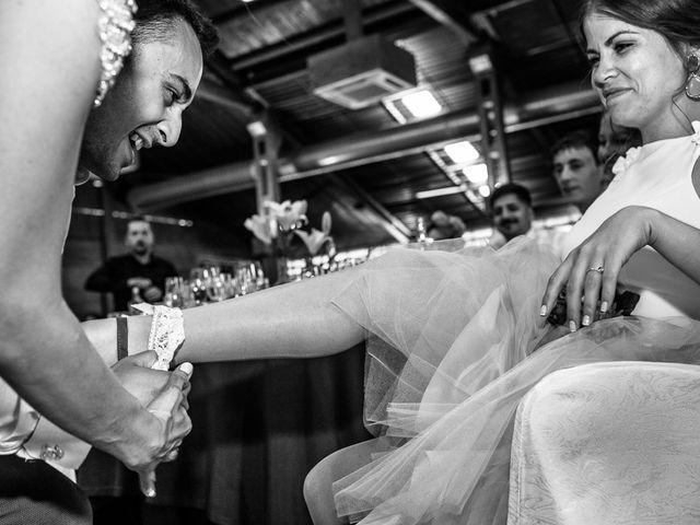 La boda de Cristian y Sheila en Villanueva De Gallego, Zaragoza 30
