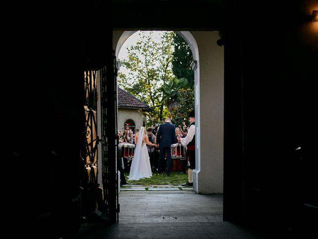 La boda de Dennis y Laura en Oviedo, Asturias 45