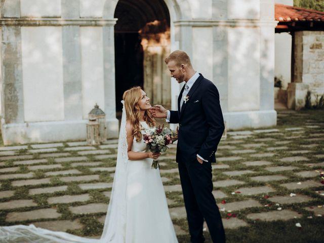 La boda de Dennis y Laura en Oviedo, Asturias 50