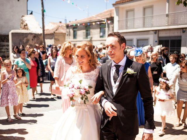 La boda de Antonio y Ana en Ávila, Ávila 15