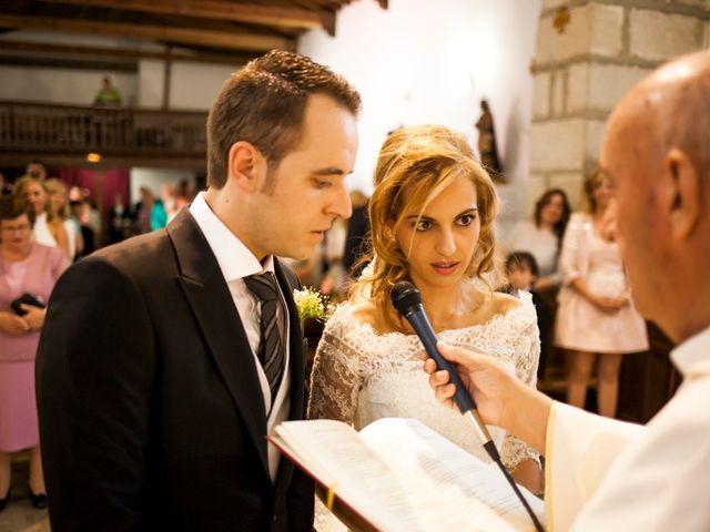La boda de Antonio y Ana en Ávila, Ávila 19