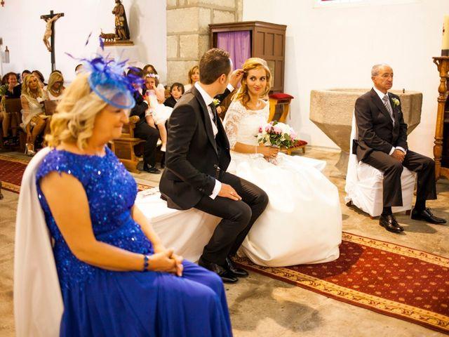 La boda de Antonio y Ana en Ávila, Ávila 26
