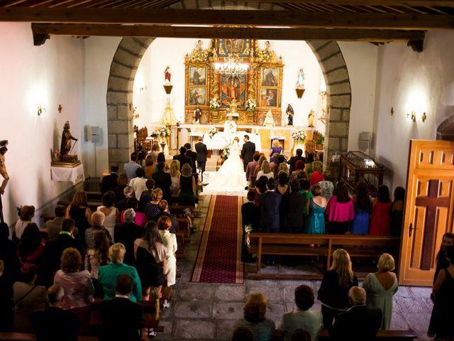 La boda de Antonio y Ana en Ávila, Ávila 27