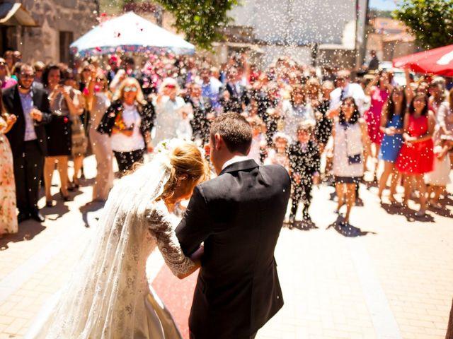 La boda de Antonio y Ana en Ávila, Ávila 28