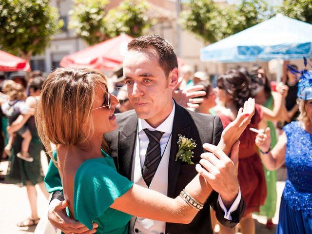 La boda de Antonio y Ana en Ávila, Ávila 31