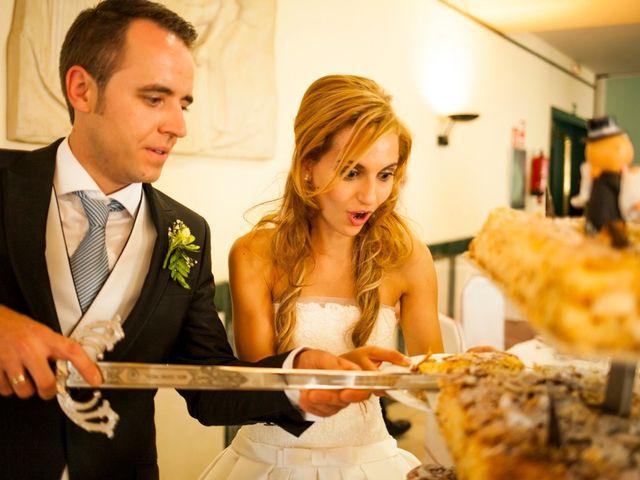 La boda de Antonio y Ana en Ávila, Ávila 36