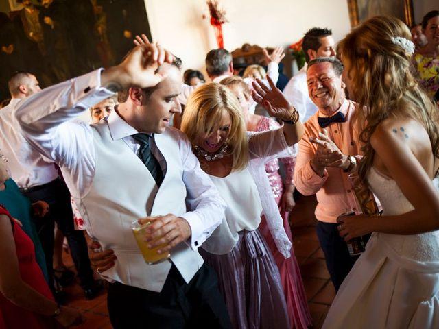 La boda de Antonio y Ana en Ávila, Ávila 40