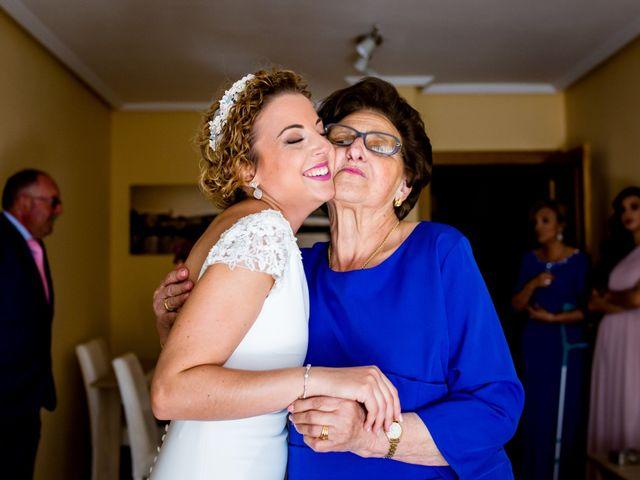 La boda de Alberto y Almudena en Valdepeñas, Ciudad Real 8