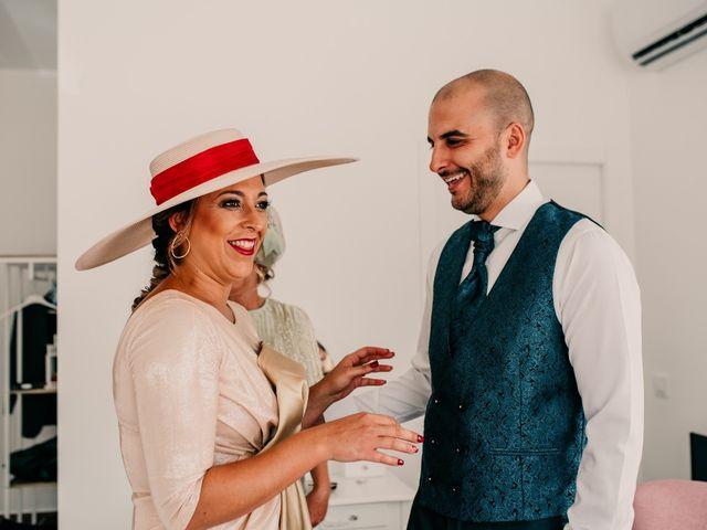 La boda de Fran y Ana en Consuegra, Toledo 19