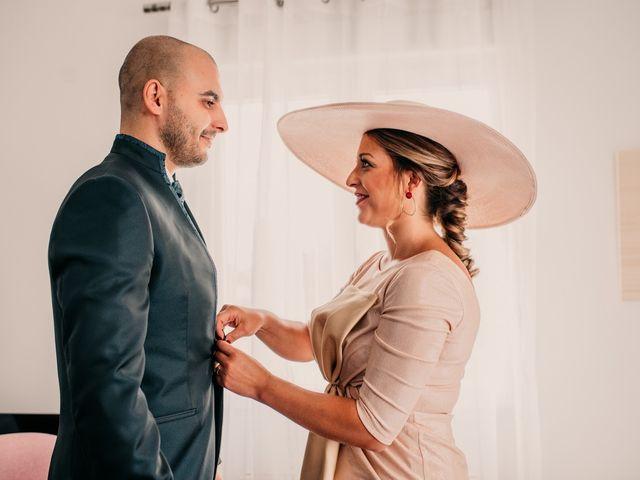 La boda de Fran y Ana en Consuegra, Toledo 21