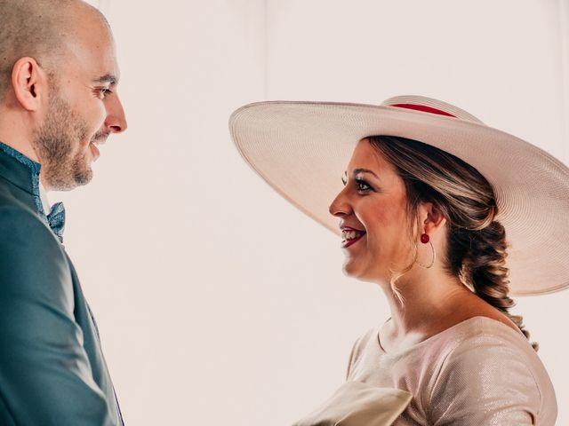 La boda de Fran y Ana en Consuegra, Toledo 22