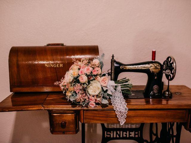 La boda de Fran y Ana en Consuegra, Toledo 28