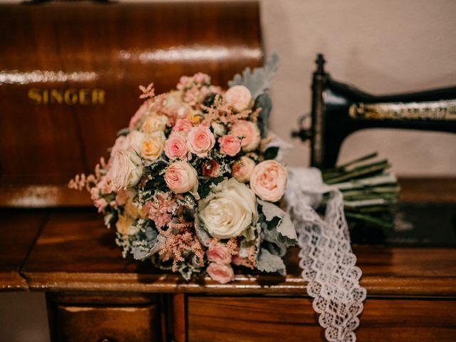 La boda de Fran y Ana en Consuegra, Toledo 29