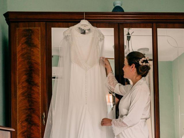 La boda de Fran y Ana en Consuegra, Toledo 33
