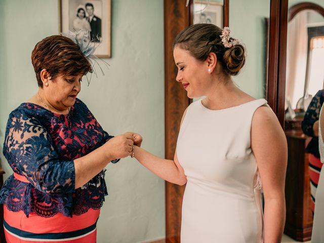 La boda de Fran y Ana en Consuegra, Toledo 35