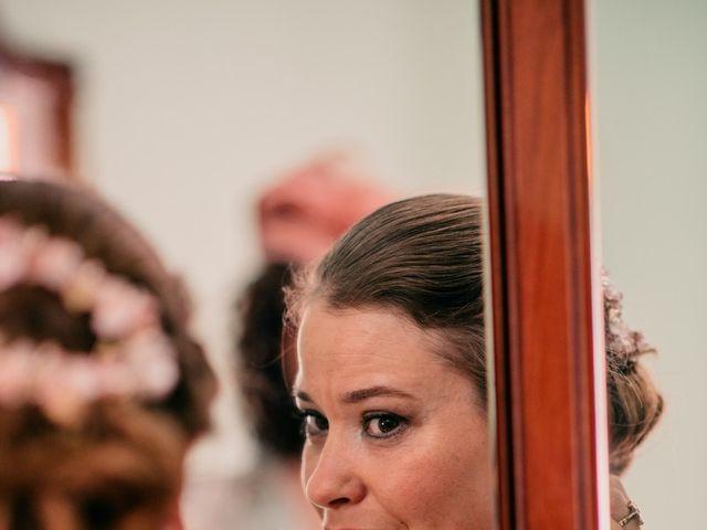 La boda de Fran y Ana en Consuegra, Toledo 37