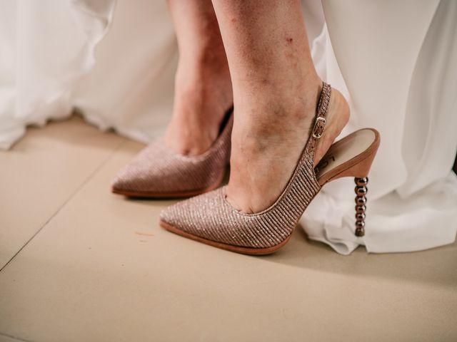 La boda de Fran y Ana en Consuegra, Toledo 39
