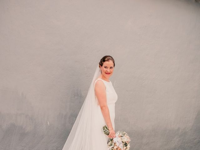 La boda de Fran y Ana en Consuegra, Toledo 42