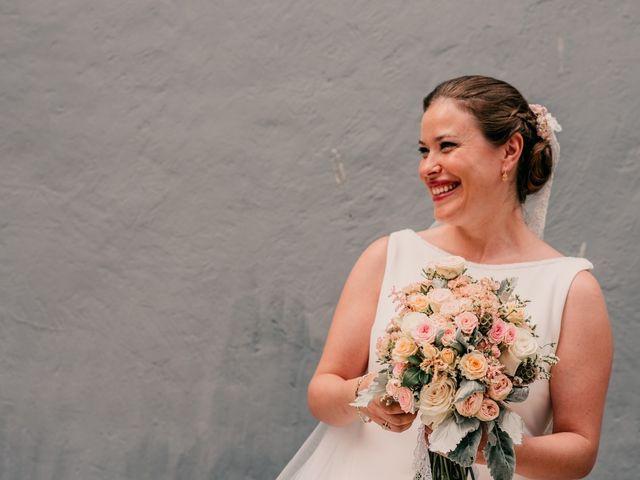 La boda de Fran y Ana en Consuegra, Toledo 46