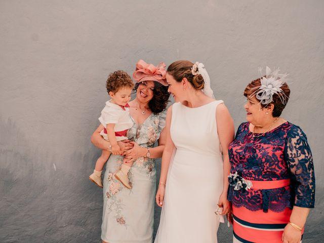 La boda de Fran y Ana en Consuegra, Toledo 52