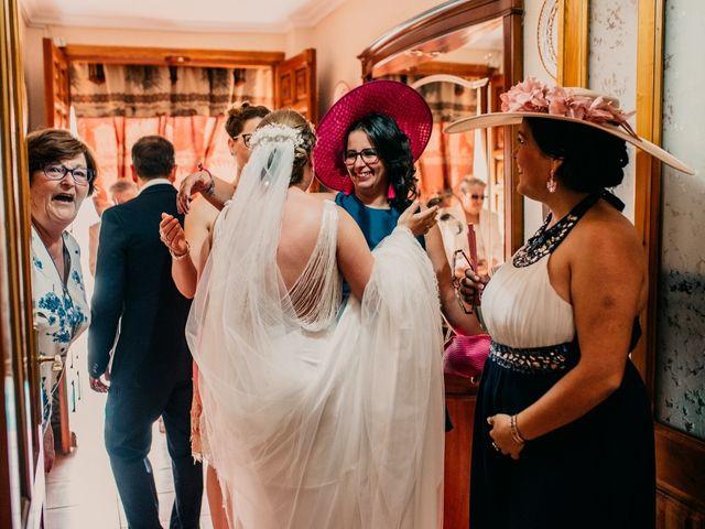 La boda de Fran y Ana en Consuegra, Toledo 54