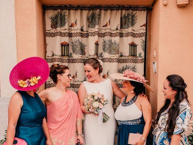 La boda de Fran y Ana en Consuegra, Toledo 55