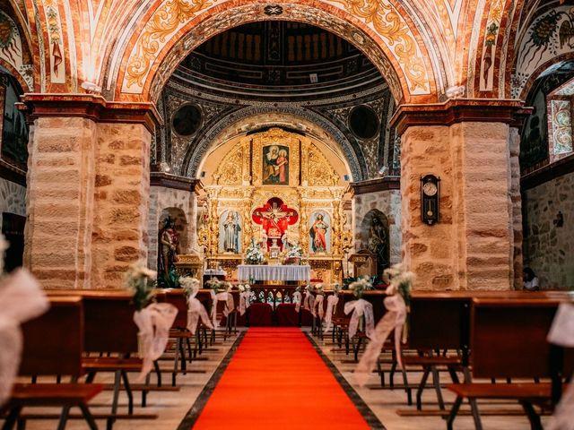 La boda de Fran y Ana en Consuegra, Toledo 56