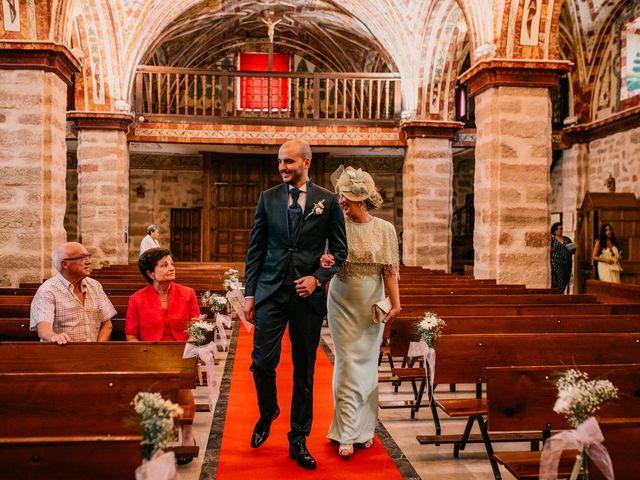 La boda de Fran y Ana en Consuegra, Toledo 60