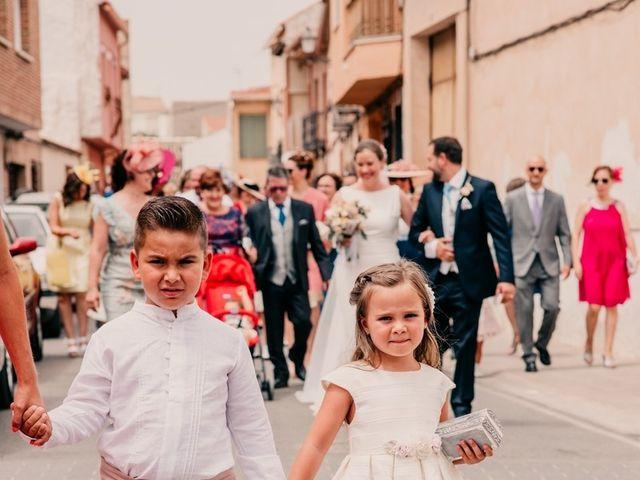 La boda de Fran y Ana en Consuegra, Toledo 61