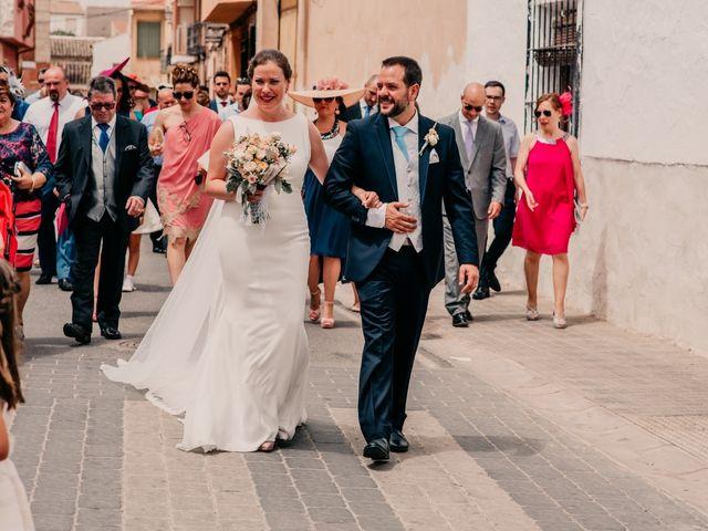 La boda de Fran y Ana en Consuegra, Toledo 62
