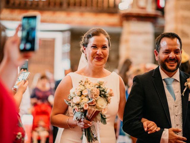 La boda de Fran y Ana en Consuegra, Toledo 68
