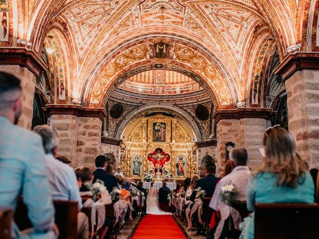 La boda de Fran y Ana en Consuegra, Toledo 71