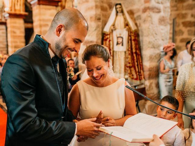 La boda de Fran y Ana en Consuegra, Toledo 74