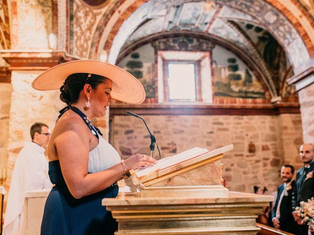 La boda de Fran y Ana en Consuegra, Toledo 79