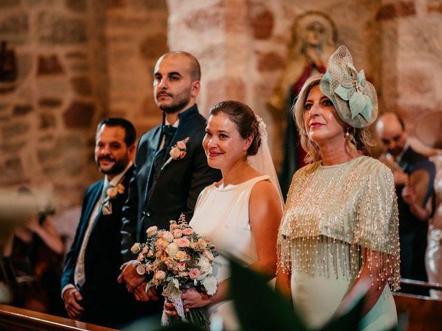 La boda de Fran y Ana en Consuegra, Toledo 80