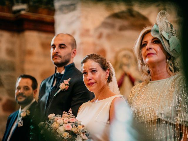 La boda de Fran y Ana en Consuegra, Toledo 81
