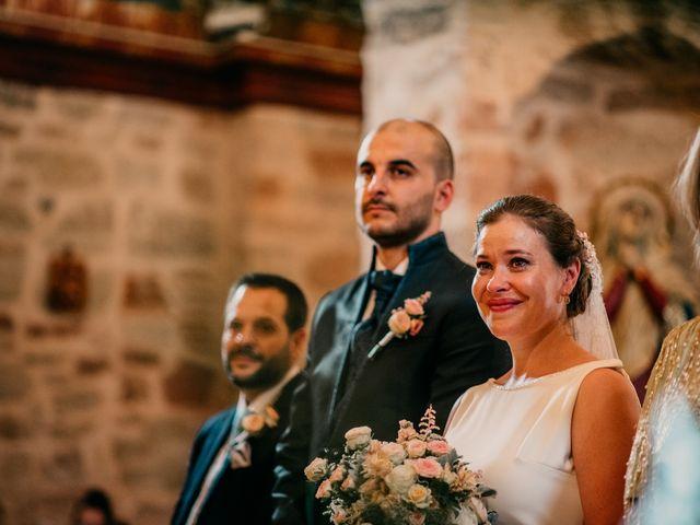 La boda de Fran y Ana en Consuegra, Toledo 82