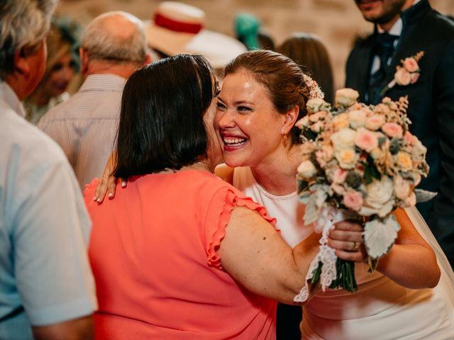 La boda de Fran y Ana en Consuegra, Toledo 85