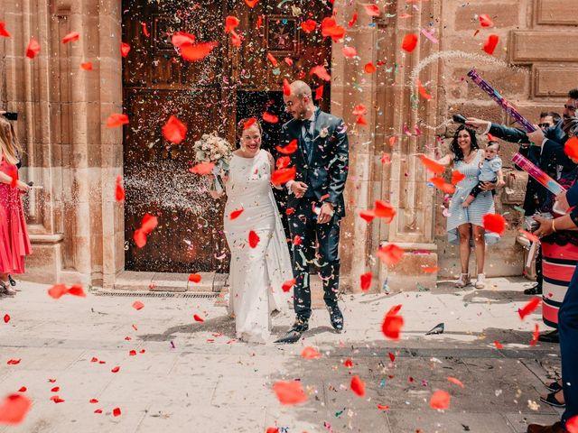 La boda de Fran y Ana en Consuegra, Toledo 86
