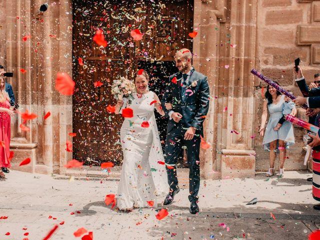 La boda de Fran y Ana en Consuegra, Toledo 87