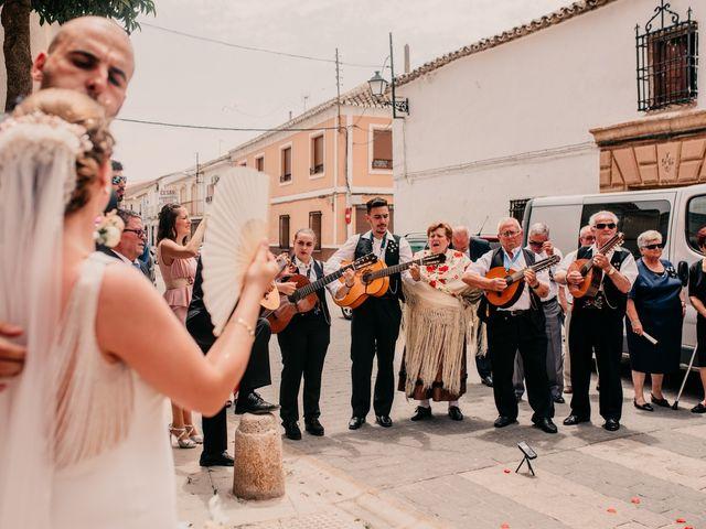 La boda de Fran y Ana en Consuegra, Toledo 88