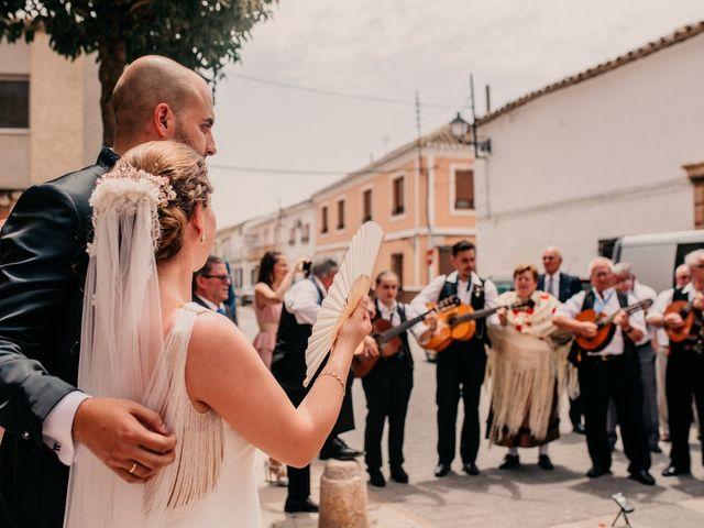 La boda de Fran y Ana en Consuegra, Toledo 89